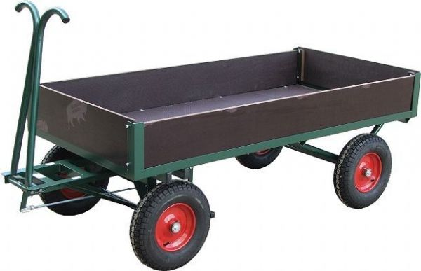 Turntable Truck |  Commercial Truck With Slide In Sides